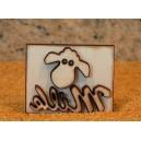 23G Schaf mit Milk 5 x 4 cm