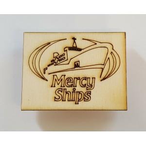 Mercy Ships Stempel