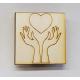 108M Helfende Hände mit Herz