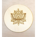 RSCH005 Lotus  28 cm